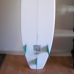 Open Face Surfboards